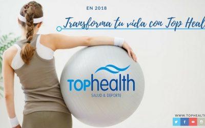 Transforma tu vida con top health, gimnasio en cordoba