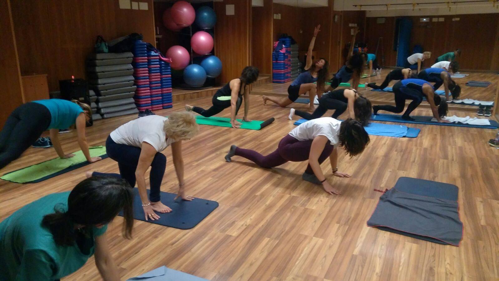 clase top balance top health san miguel gimnasio