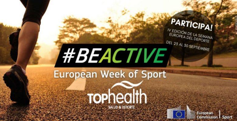 Desde el día 23 al 30 de septiembre de 2018 se celebrará la cuarta edición de la Semana Europea del Deporte