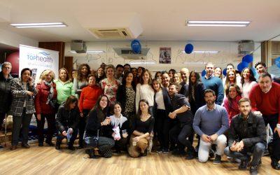 Clausura Semana Especial Décimo Aniversario Top Health San Miguel