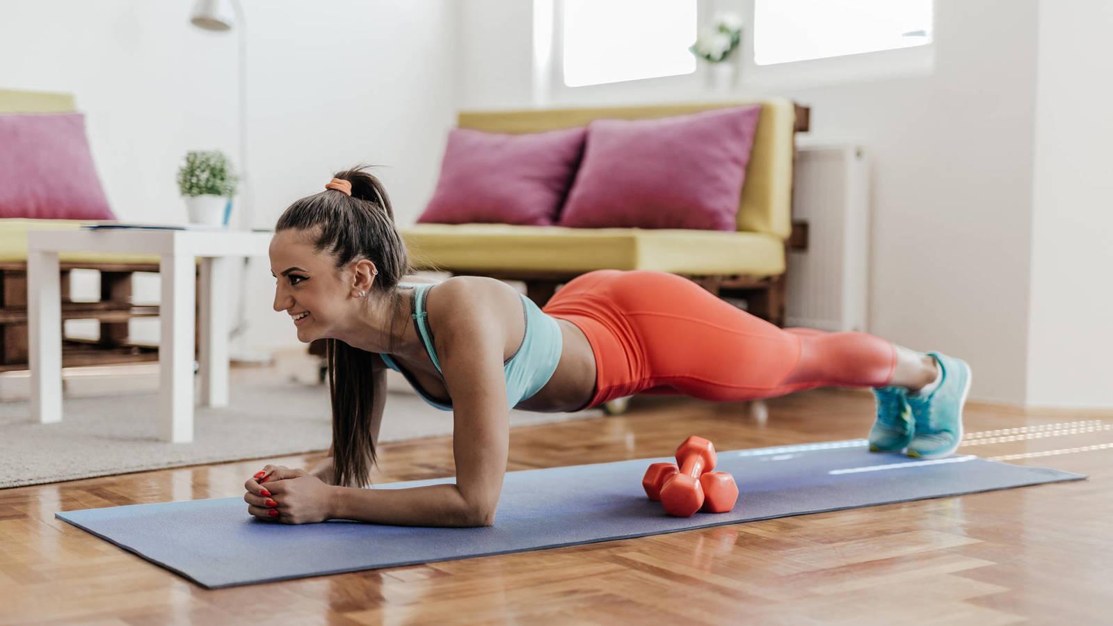 entrenamiento funcional en casa
