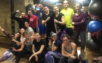 cross training top health gym cordoba