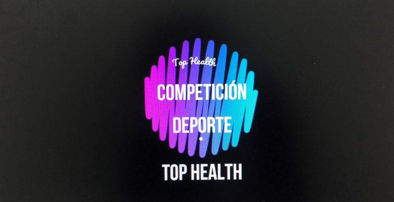 HIIT competición top health