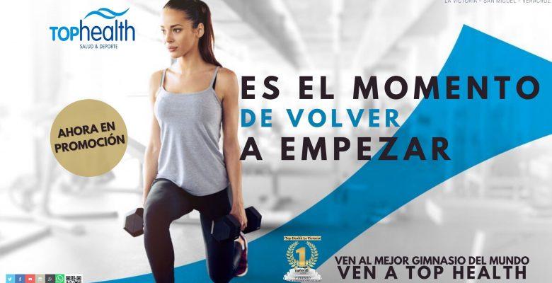 ES EL MOMENTO DE VOLVER A EMPEZAR