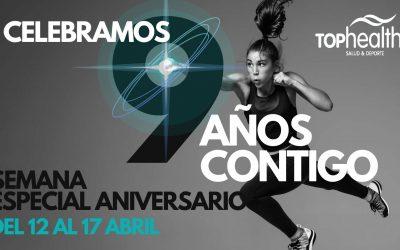 9º Aniversario Top health La Victoria